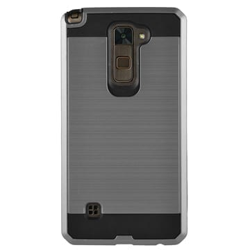 Brushed Case -Samsung S5 S902L – Silver