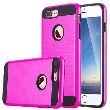Brushed Case – iPhone 5/5s/SE – Pink