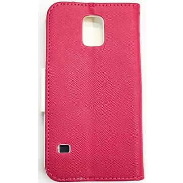 Wallet Case – Samsung S5 S902L –  Pink