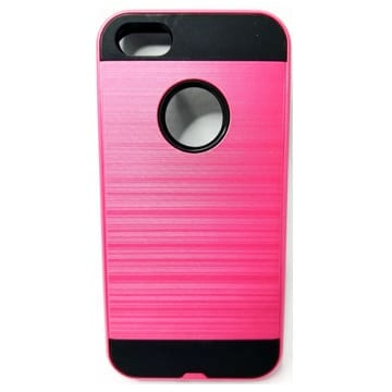 Brushed Case – iPhone 6+/6s+ – Pink