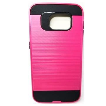 Brushed Case – Samsung S6; S906L – Pink