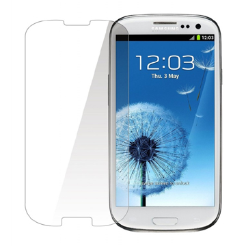 Clear Tempered Glass – Samsung S3