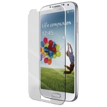 Clear Tempered Glass – Samsung S4
