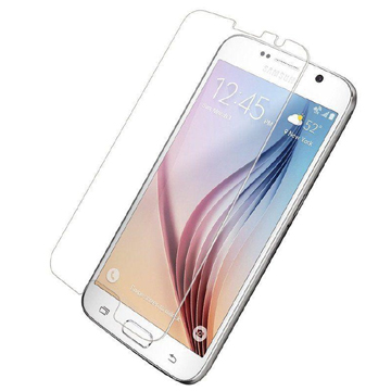 Clear Tempered Glass – Samsung S6