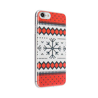 FLAVR Case Ugly Xmas Sweater for iPhone 6/6s Red