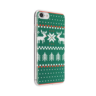 FLAVR Case Ugly Xmas Sweater for iPhone 7/8 Green