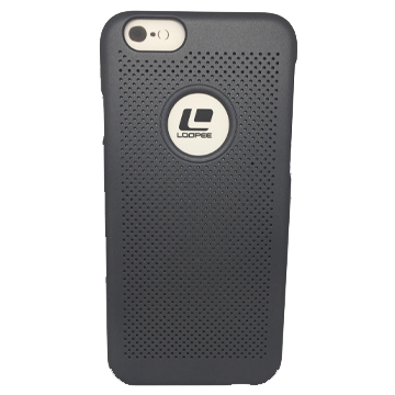 Loopee Ultra Slim Case for iPhone 6/6s – Charcoal