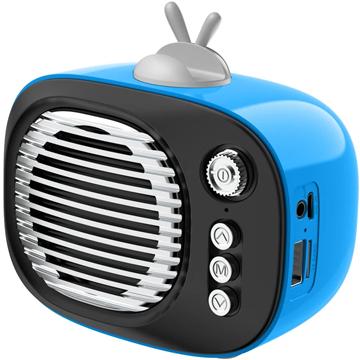 Wireless TV Speaker – Blue